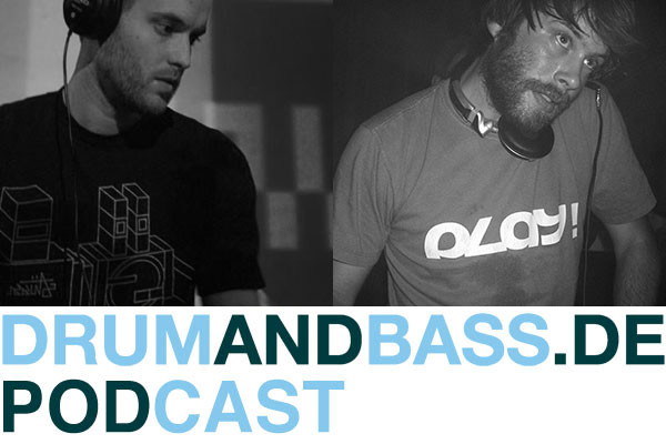 J-Cut & Kolt Siewerts present the drumandbass.de Podcast #2