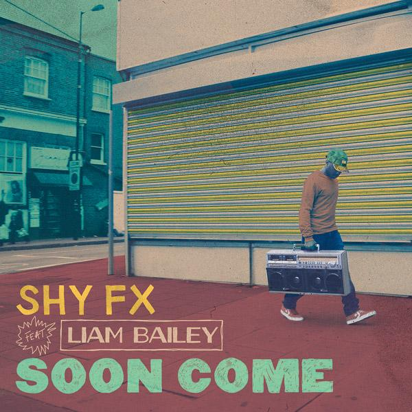 Shy fx - soon come