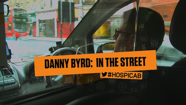 danny byrd in the street