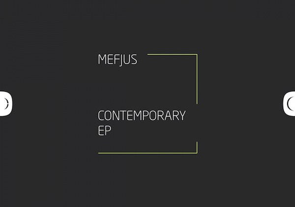 Mefjus - Contemporary EP