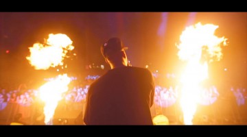 chase status v festival tour video